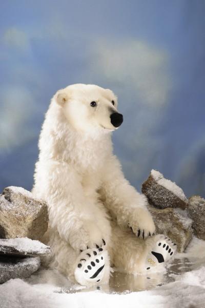 Eisbär, Mohair, limitiert