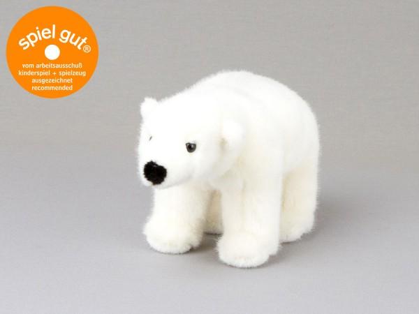 """Eisbär """"Eric"""", klein, stehend"""