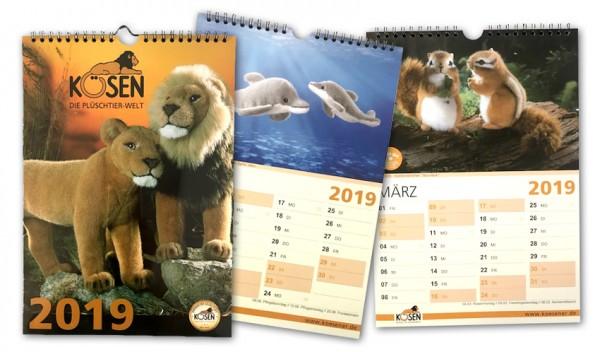 Kösen Kalender 2019