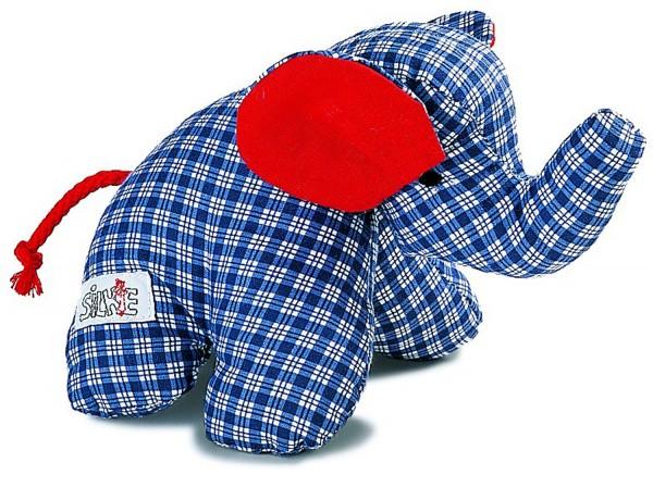 Mini-Elefant, blau