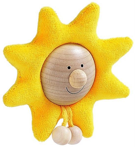 Sonne, gelb