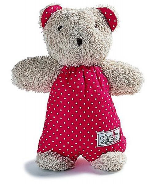 Mini-Bär, rot
