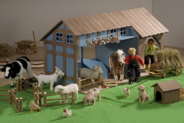 Designer Spielset Bauernhof