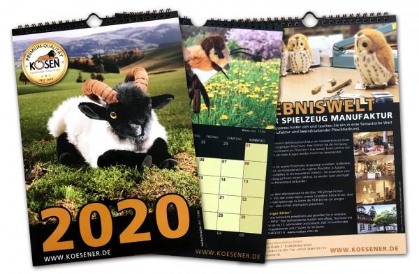 Kösen Kalender 2020