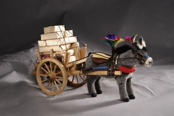 Sizilianischer Eselswagen, limitiert