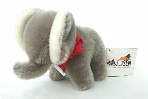 Replik: Elefant, Mohair