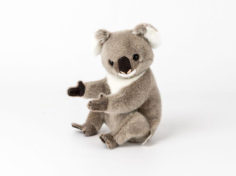 Spielwaren Plüschtier Handarbeit Kösen 4180 Koala 23 cm