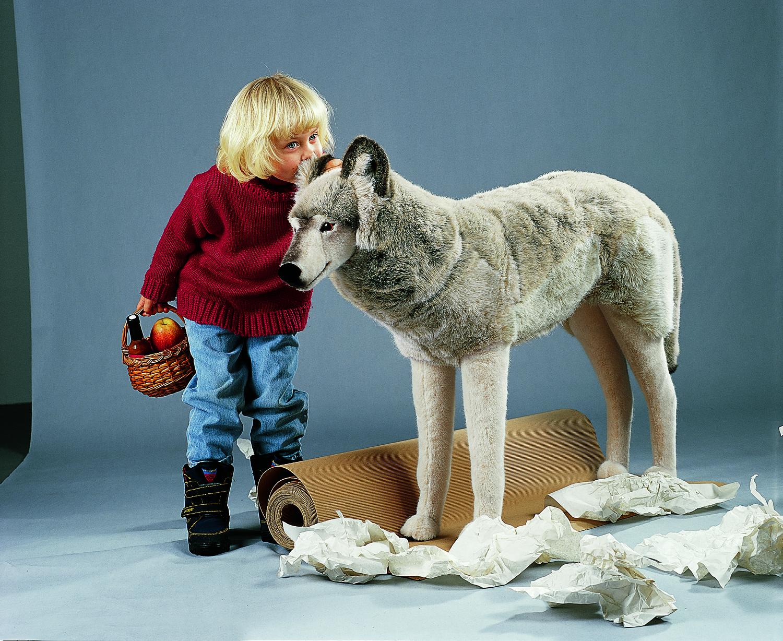 Wolf Studiotier   Kösener Spielzeug Manufaktur GmbH